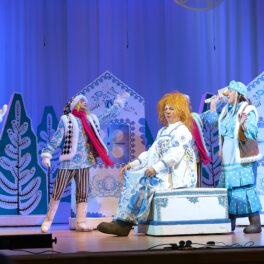 Новогодние сказки в Сарапульском театре