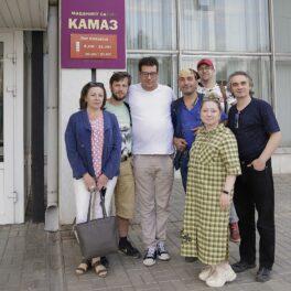 Сарапульский театр приехал с XVIII Фестиваля театров малых городов России